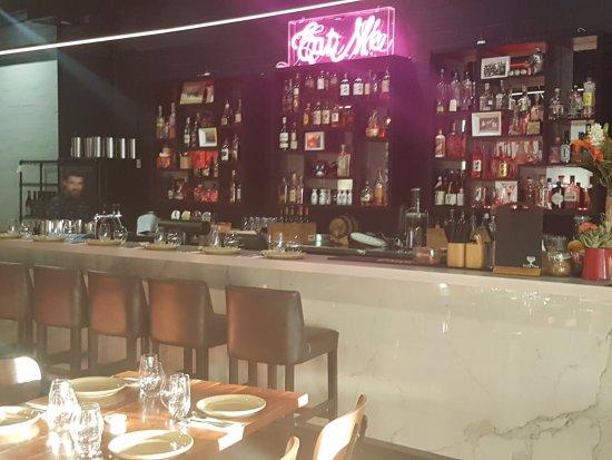 Leederville, Australia: The bar