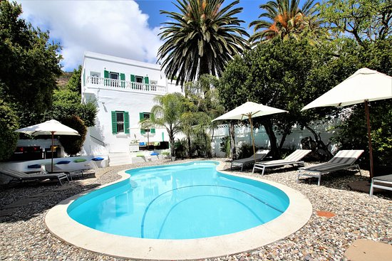 Pool - Picture of AfricanHome Guesthouse, Cape Town Central - Tripadvisor