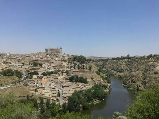 Province of Toledo, Spagna: Ιούνιος 2017