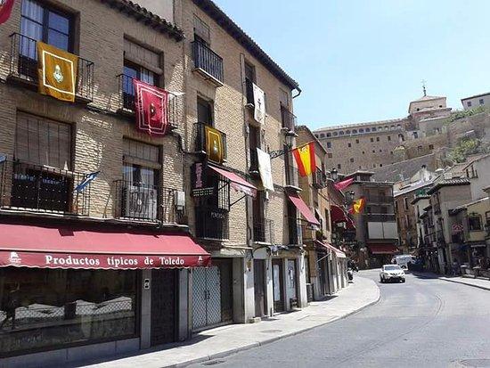 Province of Toledo, Spagna: Δρομάκι στο Τολεδο