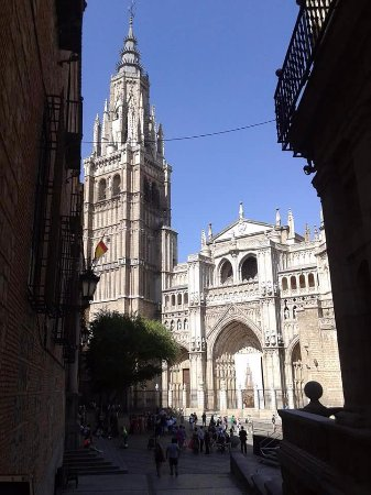 Province of Toledo, Spagna: Καθεδρικός ναός του Τολεδο