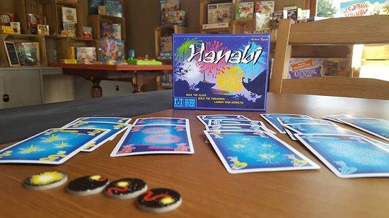 Sharnbrook, UK: Cooperative Card Game