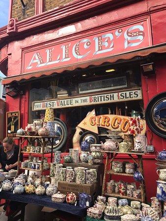 Alice's
