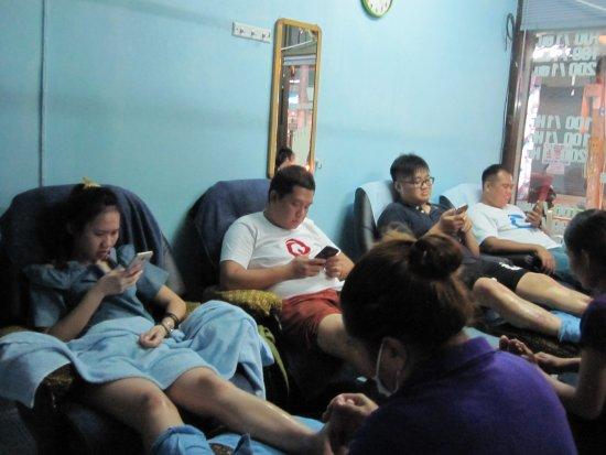 Poo And Na Massage Soi Buakhao Pattaya Thailand