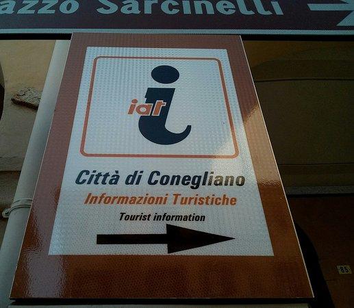 IAT Informazioni Accoglienza Turistica di Conegliano Veneto