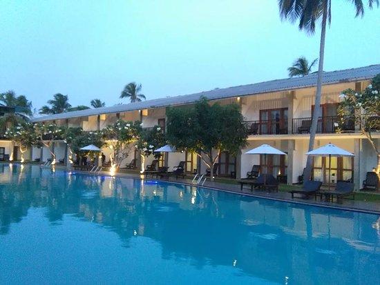 Carolina Beach Hotel Pool View Rooms