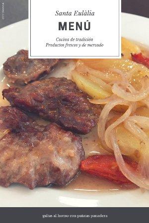 Palleja, Spania: Come bien cada día con nosotros. Productos de calidad y temporada para cada día.