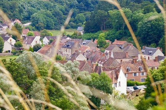 Herisson, Frankrike: Uitzicht