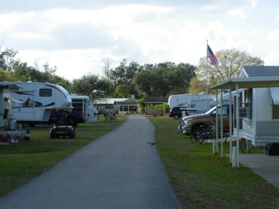 View From The River Picture Of Meadowlark Shores Rv Park
