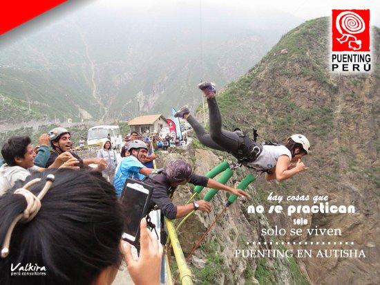 Puenting Peru