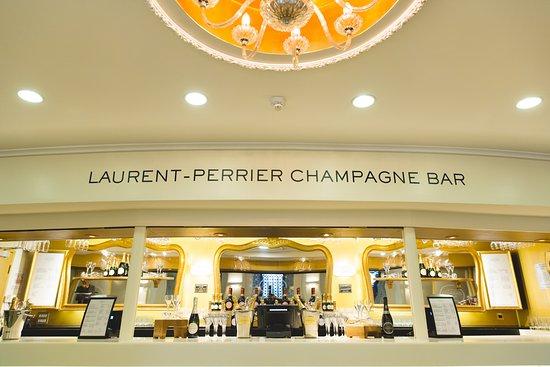 La Cuvee Picture Of Laurent Perrier Champagne Bar Royal
