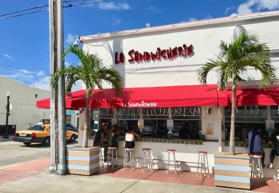 La Sandwicherie Miami Beach