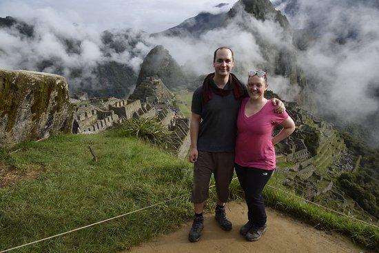 Llama Path: Finished our trek!