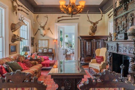 Bluffton, SC: The Hunt Room