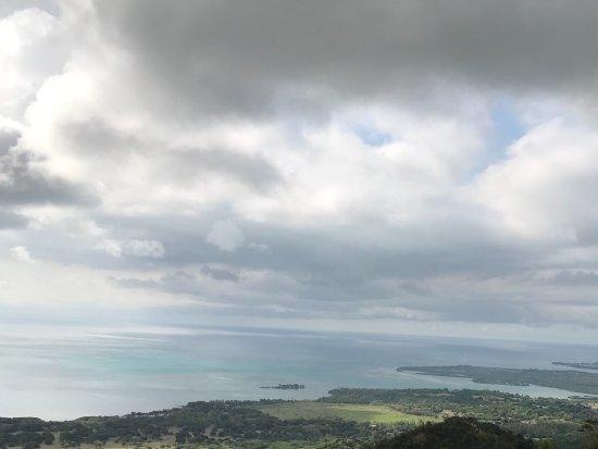 Belle Mare: Panorama da Le Morne