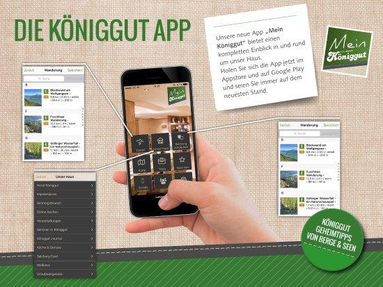 Wals, Austria: König-guat App