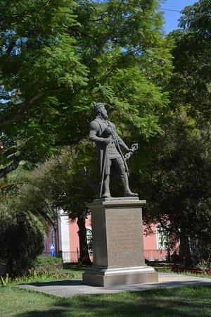 Statue of Vasco da Gama (Évora): ....