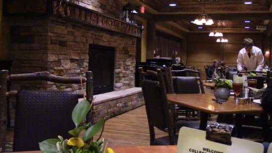 Point Lookout, Миссури: Dining room at College of the Ozarks