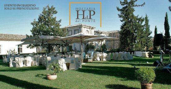 """Lubriano, Włochy: """"Parco Esterno"""" per eventi e cerimonie su prenotazione"""