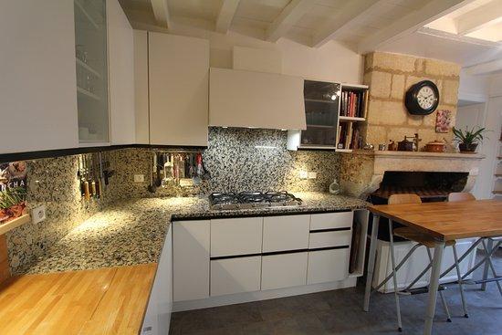 Villenave-de-Rions, Fransa: cuisine des Batarelles