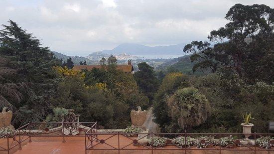 Portoferraio, Italien: view from the balcony