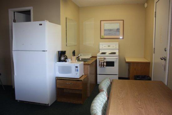 Cardston, แคนาดา: 2 bedroom Superior kitchenette