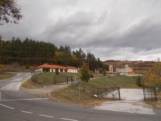Novi Pazar, Serbia: Sopoćani Monastery