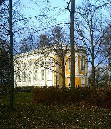 Lomonosov, Russland: Музей - заповедник Ораниенбаум