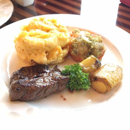 The St. Regis Bali Resort: 早餐可單點的品項