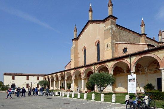 Santuario Beata Vergine Maria delle Grazie: Il Santuario