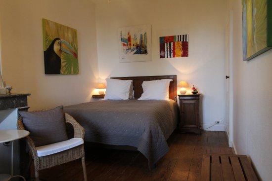 Villenave-de-Rions, Fransa: Chambre LOUPIAC
