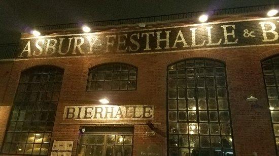 Asbury Festhalle & Biergarten: 20171108_180254_large.jpg