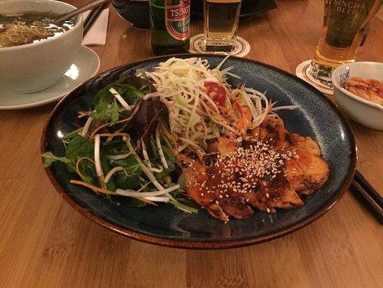 Bok Restaurant Asiatische Kuche: Bok Restaurant Asiatische Küche