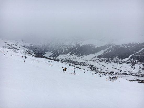 Carosello 3000 - Ski Area Livigno: piste varie