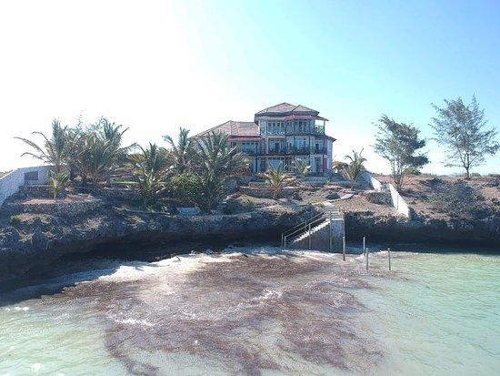 Makunduchi, Tanzania: View from the beach