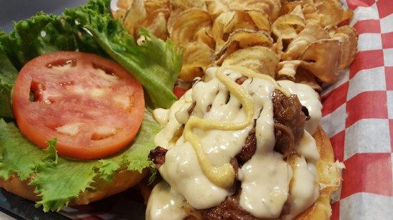 Weston, WI: Burgers Galore!