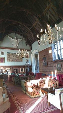 Rushton, UK: The stunning great hall