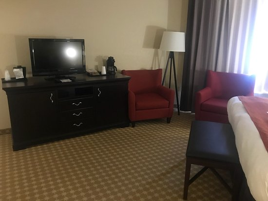 Alexandria, MN: Updated rooms and overall experience!