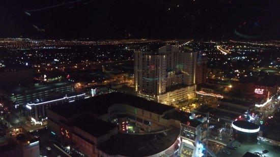 The D Casino Hotel Las Vegas: bela vista de Vegas
