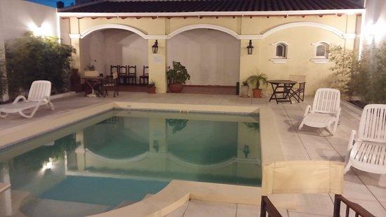 Altos de Balcarce Hotel: Pileta