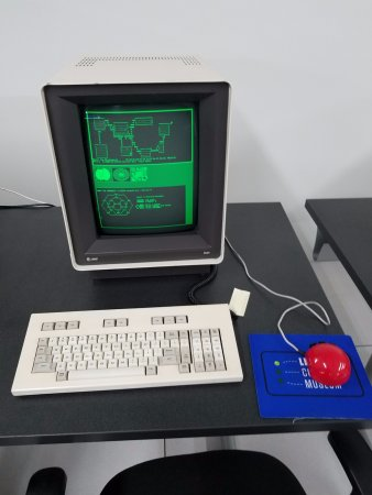 Living Computers: Museum + Labs: Interactive with a Mainframe