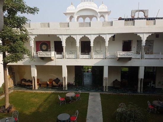 라자스탄 팰리스 호텔 사진
