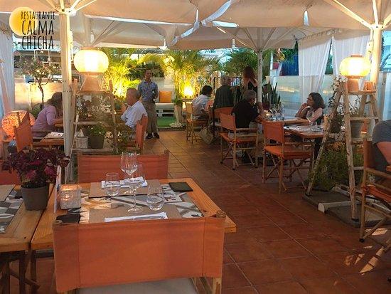 Restaurante Calma Chicha Playa Del Ingles Menu Prices