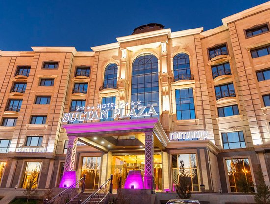Sultan Plaza Hotel