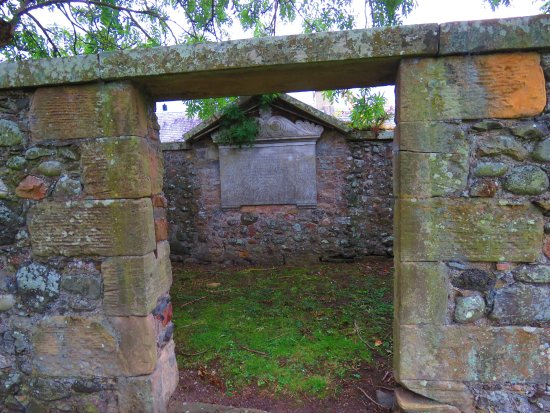 Fife, UK: tomb