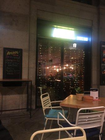 Terrazza Aperol Spriz Barcelona Picture Of Terrazza Aperol