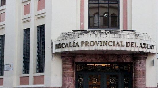 Fiscalia Distrital del Azuay