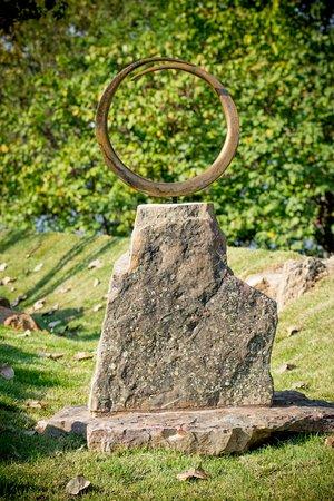 Vogel Schwartz Sculpture Garden