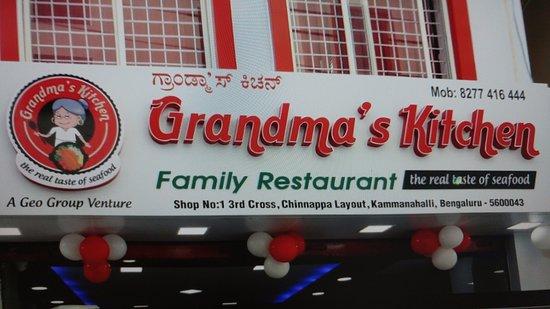 Nothing That Reminds Me Of Grandma Review Of Grandma S Kitchen Bengaluru India Tripadvisor