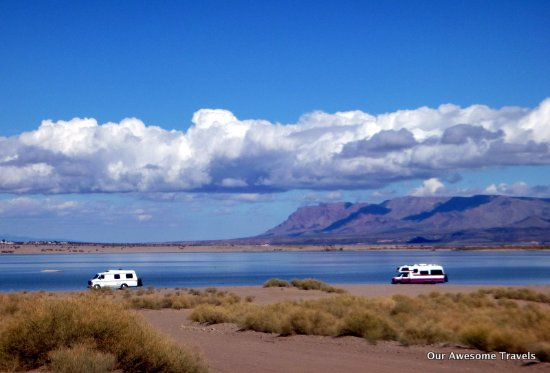 Elephant Butte, NM: nice beaches
